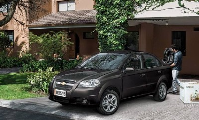 Chevrolet Aveo Sedan Emotion