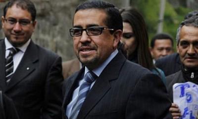 Mayor(r) Fidel Araujo detenido