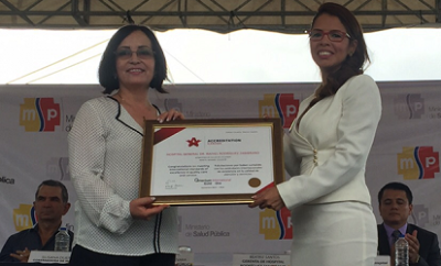 Ministerio de Salud - Hospital general Rodriguez Zambrano