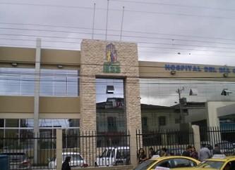 Hospital del Día del IESS