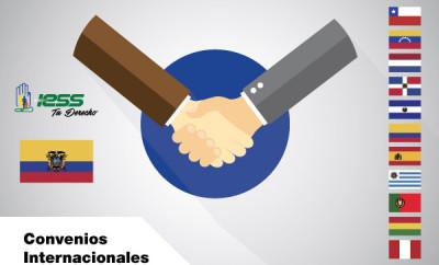 Ecuatorianos en el exterior reciben beneficios del IESS