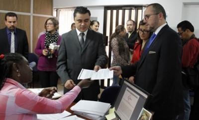 Consejo de la Judicatura demanda a Empresa Indra