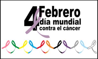 Día mundial del cáncer