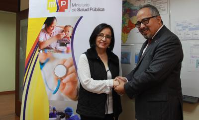 Ecuador es elegido como Relator de la Junta de Coordinación del Programa Conjunto de las Naciones Unidas