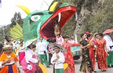 Feriado carnaval 2016 Ecuador