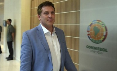 Presidente de la Conmebol