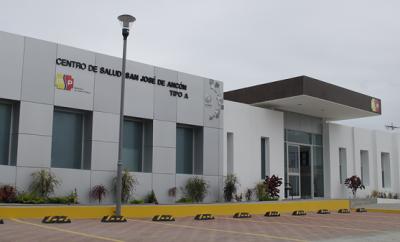 Centro de salud en Ancon