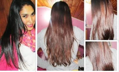 Aclarar el cabello sin decolorar