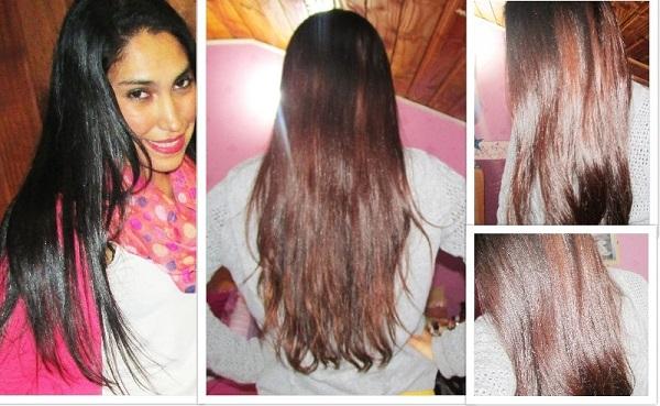 Como aclarar el pelo oscuro aclarar el cabello oscuro sin - Como aclarar el pelo en casa ...