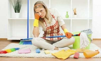 Limpiadores caseros para la casa
