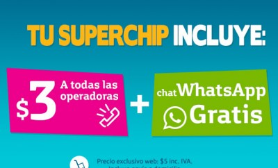 Superchip Movistar