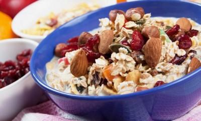 Receta para preparar granola