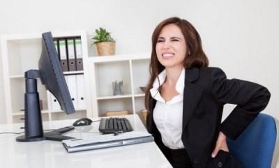 Ejercicios para realizar en la oficina