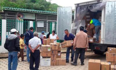 Dispensarios médicos del Seguro Social Campesino en Loja se abastecen de medicinas