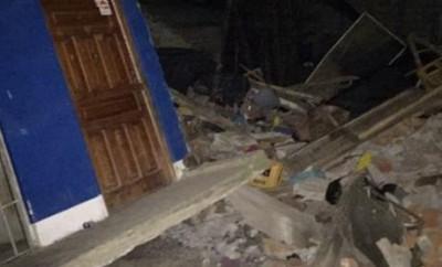 Fallecidos por terremoto en Ecuador