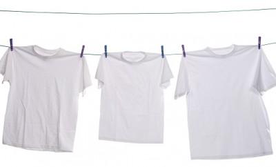Cómo blanquear la ropa sin cloro