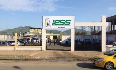 Atención en unidades médicas del IESS en Manabi