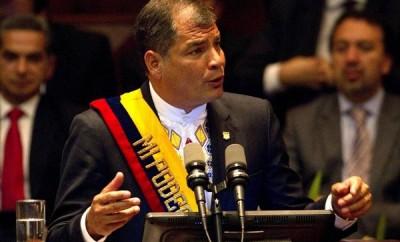 Presidente Correa anuncia que proyectos de Herencia y Plusvalía volverán a la Asamblea