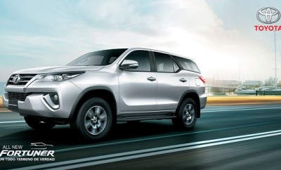Nuevo Toyota Fortuner 2017 en Ecuador