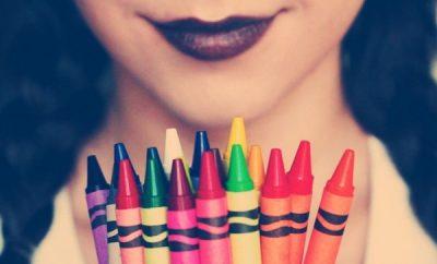 Cómo hacer labiales caseros con crayones