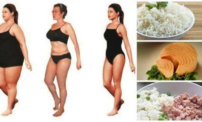 Dieta de atún y arroz para adelgazar 3 kilos
