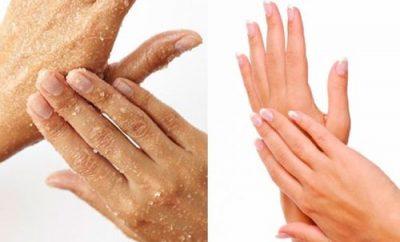 Receta casera para rejuvenecer las manos