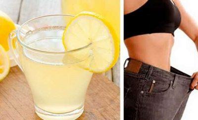 Baja de peso en 5 días con la dieta del limón