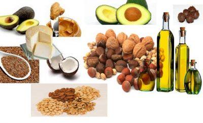 5 alimentos grasos que no engordan
