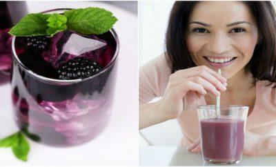 Bebida casera para desintoxicar el cuerpo