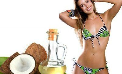 Cómo bajar de peso con aceite de coco