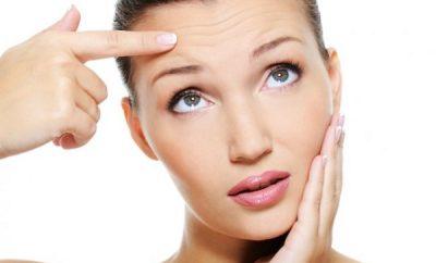 Cómo eliminar las arrugas de la frente sin cirugia
