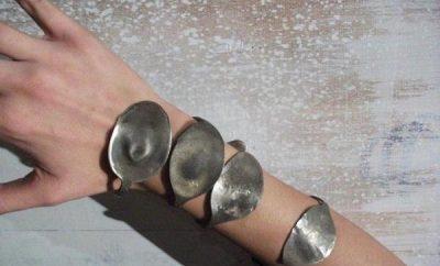 Cómo hacer pulseras con cucharas