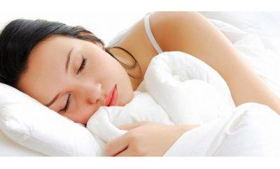 Cómo quemar grasa mientras duermes