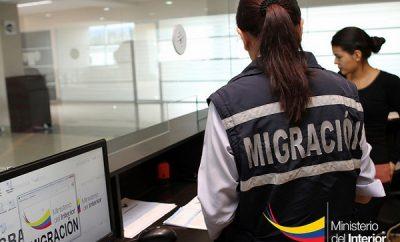 Consultar Movimientos migratorios