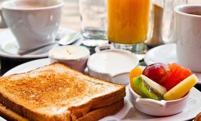 Desayunos para bajar de peso durante una dieta