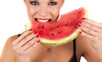 Dieta de la sandia para bajar de peso