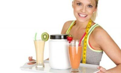 Jugos naturales para bajar de peso