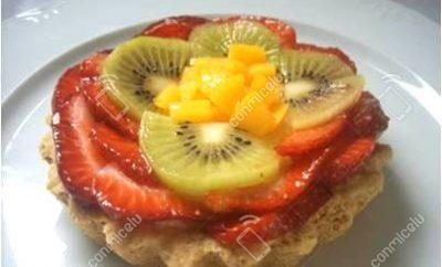 Receta Tartaletas frutales