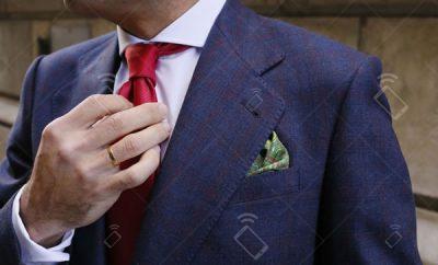 Cómo hacer el nudo de corbata