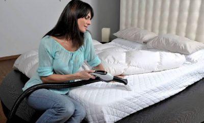 Cómo limpiar un colchón con bicarbonato de sodio