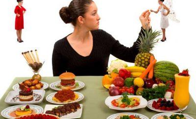 Dieta para bajar 5 kilos en 3 días