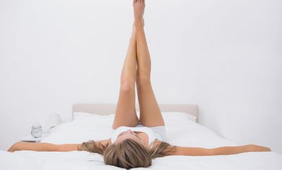 Ejercicios que puedes hacer en la cama