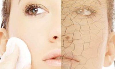 Licuados para eliminar la piel seca