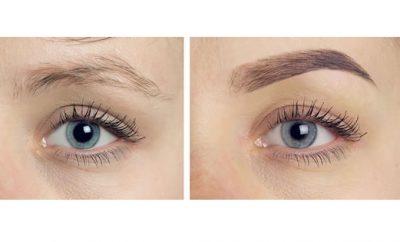 Micropigmentacion de cejas pelo a pelo