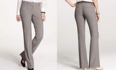 Pantalones para oficina mujer
