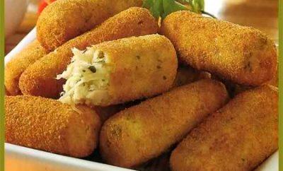 Receta Croquetas de pescado con papas
