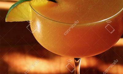 Receta Daiquiri de naranja