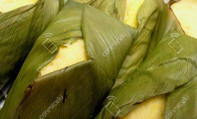 Quimbolitos de quinua