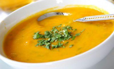 Receta Sopa curativa para la fibromialgia