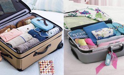 Cómo hacer una maleta para viaje